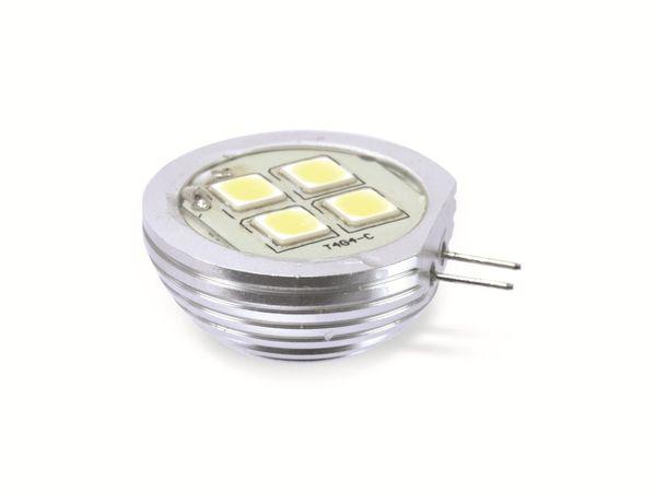 LED-Stiftsockellampe GOOBAY 30575, G4, EEK: A++, 2 W, 6400 K - Produktbild 1
