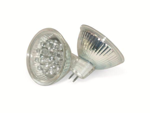 LED-Lampe MÜLLER-LICHT 24564, grün, MR16, EEK: A, 1 W, 70 lm