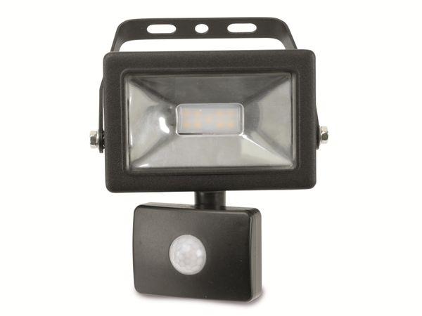 LED-Fluter DAYLITE PLFHB-10K, EEK: A, 10 W, 650 lm, 6500 K, PIR-Sensor - Produktbild 1