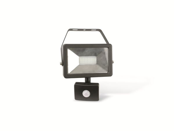 LED-Fluter DAYLITE PLFHB-20K, EEK: A, 20 W, 1300 lm, 6000 K, PIR-Sensor - Produktbild 1