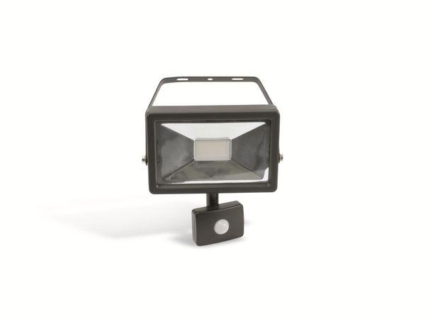 LED-Fluter DAYLITE PLFHB-30K, EEK: A, 30 W, 1950 lm, 6000 K, PIR-Sensor - Produktbild 1