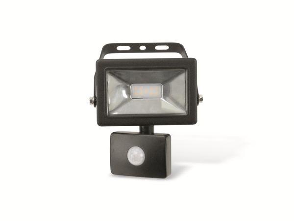 LED-Fluter DAYLITE PLFHB-10W, EEK: A, 10 W, 650 lm, 3000 K, PIR-Sensor - Produktbild 1