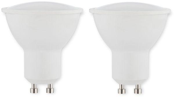 LED-Lampe Müller-Licht 400232, GU10, EEK: A+, 5 W, 320 lm, 2700 K, 2 Stück