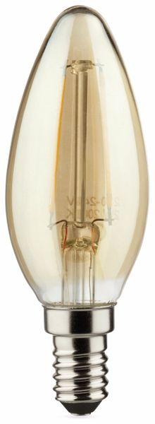 LED-Lampe MÜLLER-LICHT, E14, EEK: A+, 2,2 W, 150 lm, 2000 K, gold