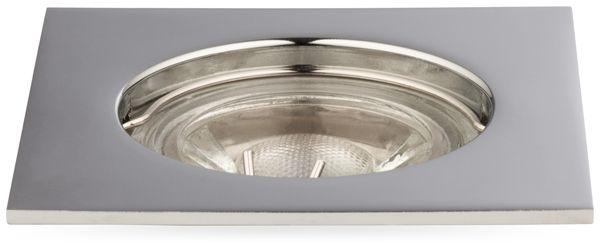 LED-Einbauleuchte MÜLLER-LICHT 21520008, EEK: A+, 5 W, 300 lm, chrom - Produktbild 1