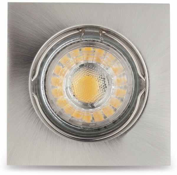 LED-Einbauleuchte MÜLLER-LICHT 21520010, EEK: A+, 5 W, 300 lm, satin - Produktbild 2