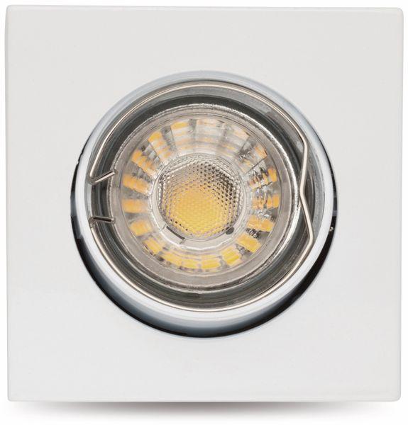 LED-Einbauleuchte Müller-Licht 21520018, EEK: A+, 5W, 300lm, 2700K, weiß - Produktbild 2