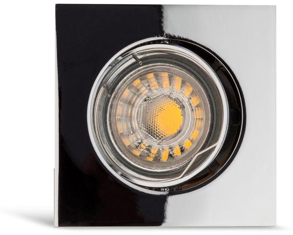 LED-Einbauleuchte Müller-Licht 21520020, EEK: A+, 5W, 300lm, 2700K, chrom - Produktbild 2