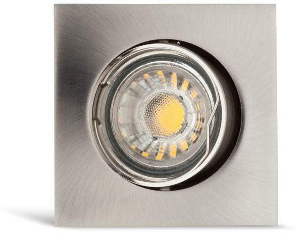 LED-Einbauleuchte Müller-Licht 21520022, EEK: A+, 5W, 300lm, 2700K, satin - Produktbild 2