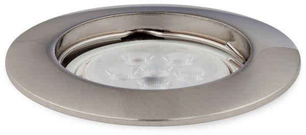 LED-Einbauleuchte Müller-Licht 21530003, EEK: A, 7W, 400lm, satin, 3St. - Produktbild 1