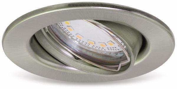 LED-Einbauleuchte Müller-Licht 21510006, EEK: A+, 3W, 225lm, satin, 3St. - Produktbild 1