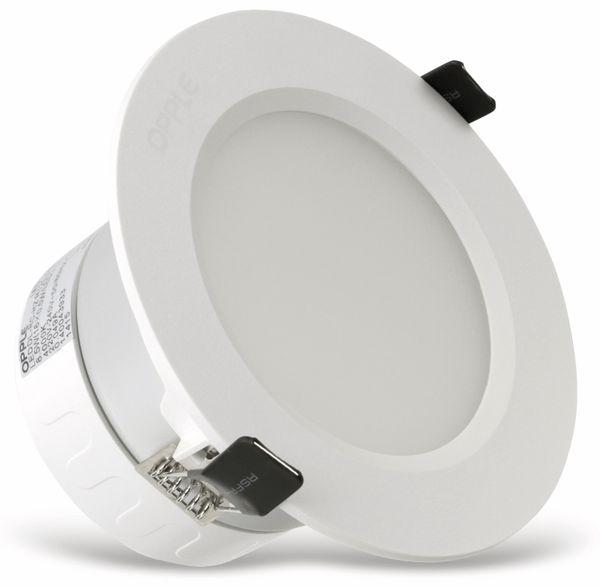 LED-Einbauleuchte 140043933, EEK: A, 8,5 W, 650 lm, 4000 K, weiß