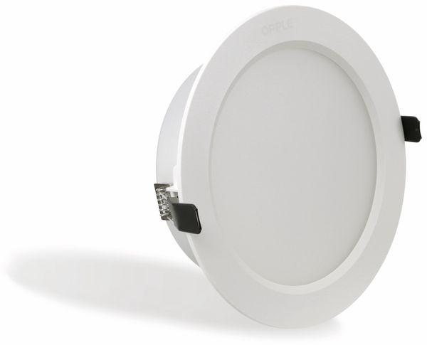 LED-Deckeneinbauleuchte OPPLE Downlight HZ, 930 lm, weiß - Produktbild 1