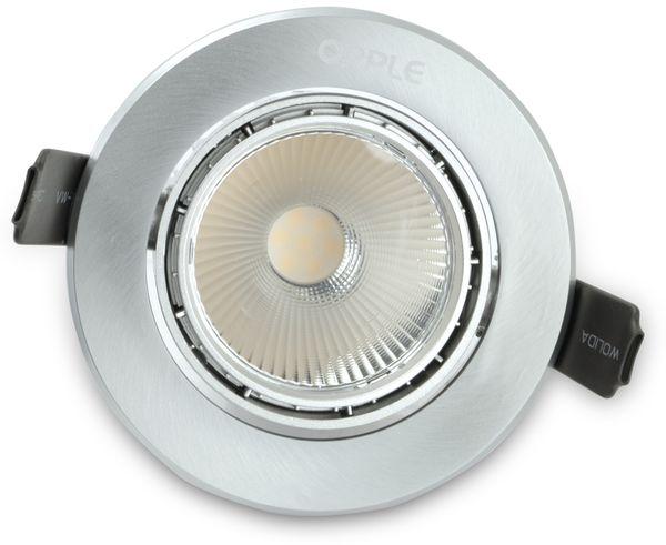 LED-Deckeneinbauspot OPPLE 140044078, EEK: A, 7 W, 420 lm, 3000 K - Produktbild 1