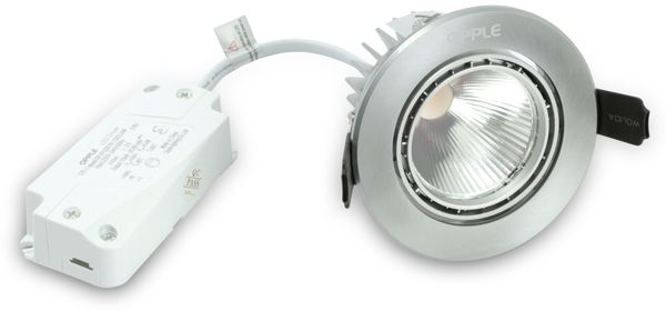 LED-Deckeneinbauspot OPPLE 140044078, EEK: A, 7 W, 420 lm, 3000 K - Produktbild 2