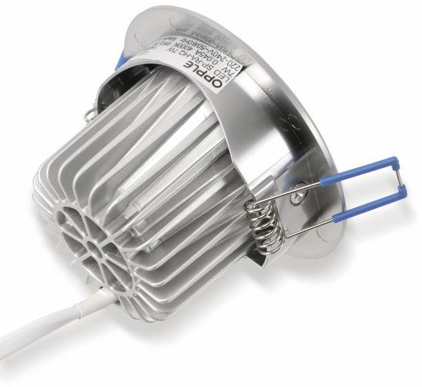 LED-Deckeneinbauspot OPPLE 140044085, EEK: A, 7 W, 450 lm, 4000 K - Produktbild 4