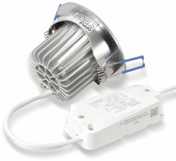 LED-Deckeneinbauspot OPPLE 140044085, EEK: A, 7 W, 450 lm, 4000 K - Produktbild 5