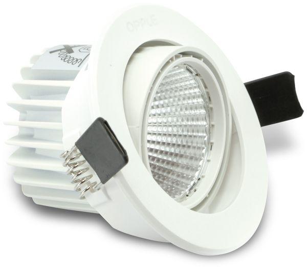 LED-Deckeneinbauspot OPPLE 140044097, EEK: A, 7 W, 420 lm, 3000 K - Produktbild 2