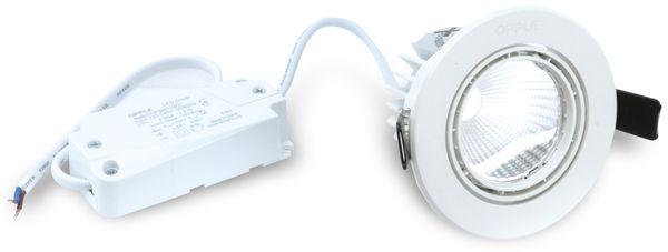 LED-Deckeneinbauspot OPPLE 140044097, EEK: A, 7 W, 420 lm, 3000 K - Produktbild 3