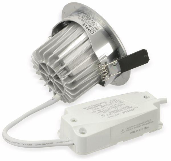 LED-Deckeneinbauspot OPPLE 140044107, EEK: A, 9 W, 640 lm, 4000 K - Produktbild 5
