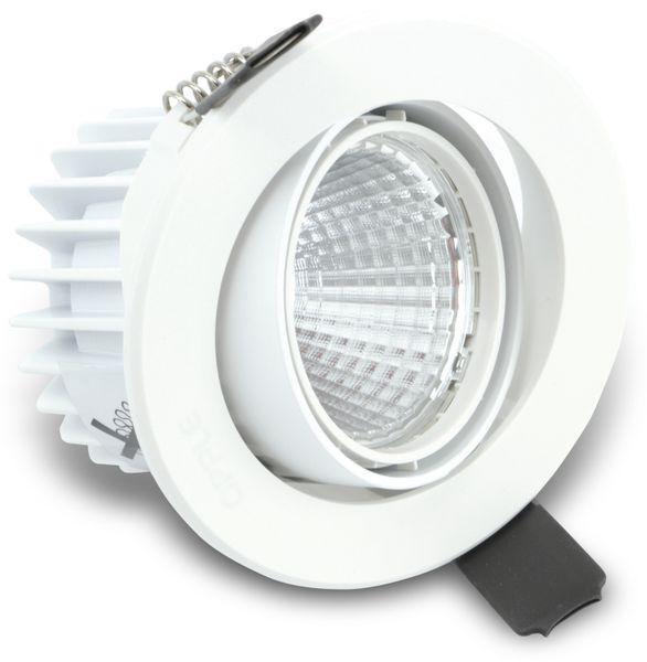 LED-Deckeneinbauspot OPPLE 140044118, EEK: A, 9,5 W, 600 lm, 3000 K - Produktbild 2