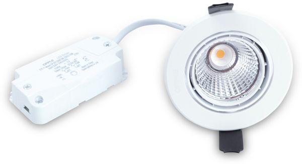 LED-Deckeneinbauspot OPPLE 140044118, EEK: A, 9,5 W, 600 lm, 3000 K - Produktbild 3