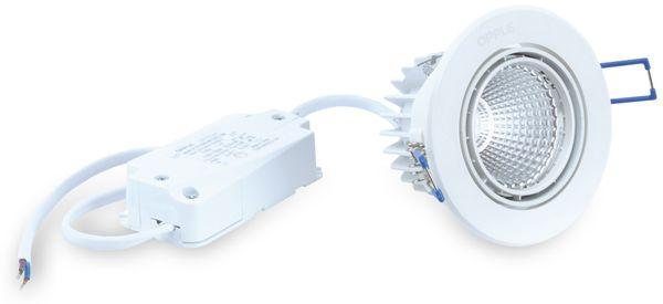 LED-Deckeneinbauspot OPPLE 140044124, EEK: A, 9,5 W, 640 lm, 4000 K, weiß - Produktbild 3