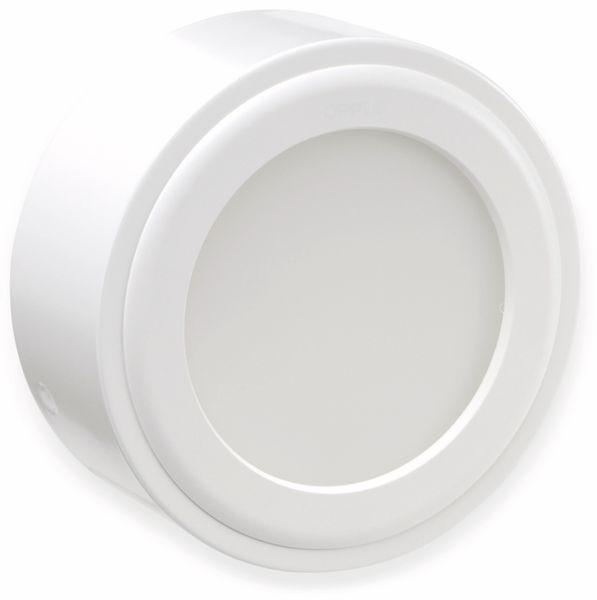 LED-Deckenleuchte OPPLE Doris, EEK: A, 8 W, 600 lm, 2700 K, weiß - Produktbild 1