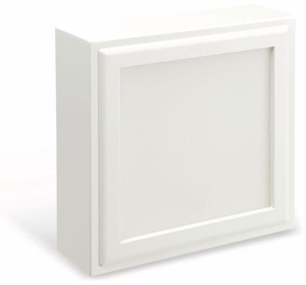 LED-Deckenleuchte OPPLE Pallas, EEK: A, 11 W, 900 lm, 2700 K, weiß
