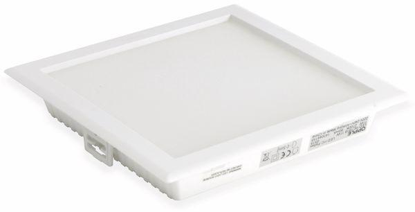 LED-Deckenleuchte OPPLE Pallas, EEK: A, 11 W, 900 lm, 2700 K, weiß - Produktbild 2