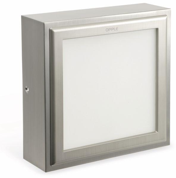 LED-Deckenleuchte OPPLE Pallas, EEK: A, 11 W, 900 lm, 2700 K - Produktbild 1