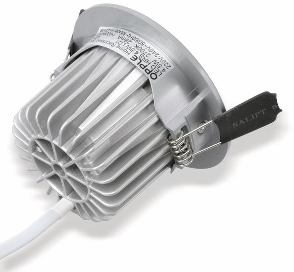 LED-Deckeneinbauspot OPPLE Candice 140044195, EEK: A, 4,5 W, 250 lm, 2700 K - Produktbild 4
