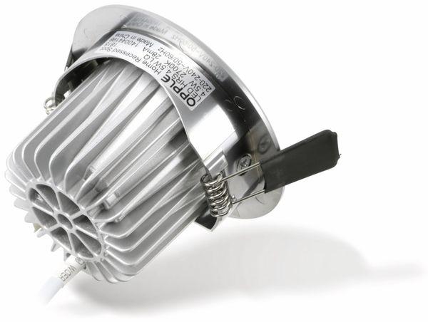 LED-Deckeneinbauspot OPPLE Carol 140044196, EEK: A, 4,5 W, 250 lm, 2700 K - Produktbild 4