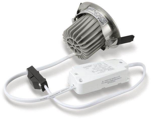 LED-Deckeneinbauspot OPPLE Carol 140044196, EEK: A, 4,5 W, 250 lm, 2700 K - Produktbild 5