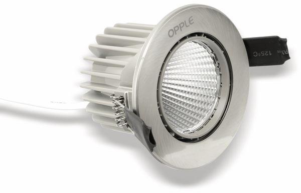 LED-Deckeneinbauspot OPPLE Candice 140044197, EEK: A, 4,5 W, 250 lm, 2700 K - Produktbild 2