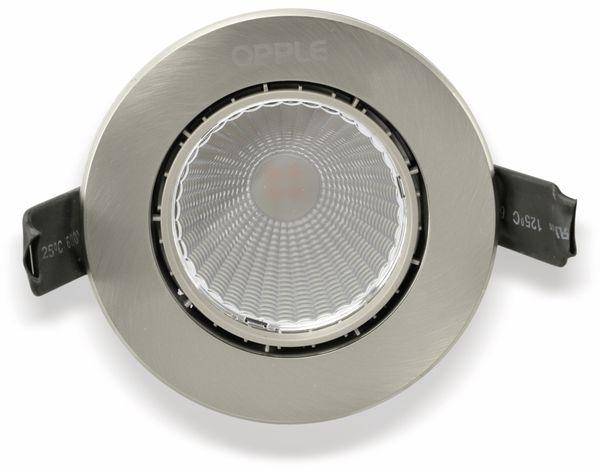 LED-Deckeneinbauspot OPPLE Candice 140044197, EEK: A, 4,5 W, 250 lm, 2700 K - Produktbild 3