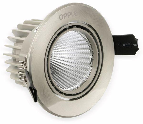 LED-Deckeneinbauspot OPPLE Carol 140044198, EEK: A, 4,5 W, 250 lm, 2700 K - Produktbild 1