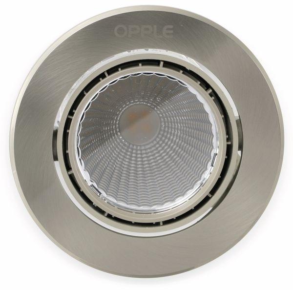 LED-Deckeneinbauspot OPPLE Carol 140044198, EEK: A, 4,5 W, 250 lm, 2700 K - Produktbild 2