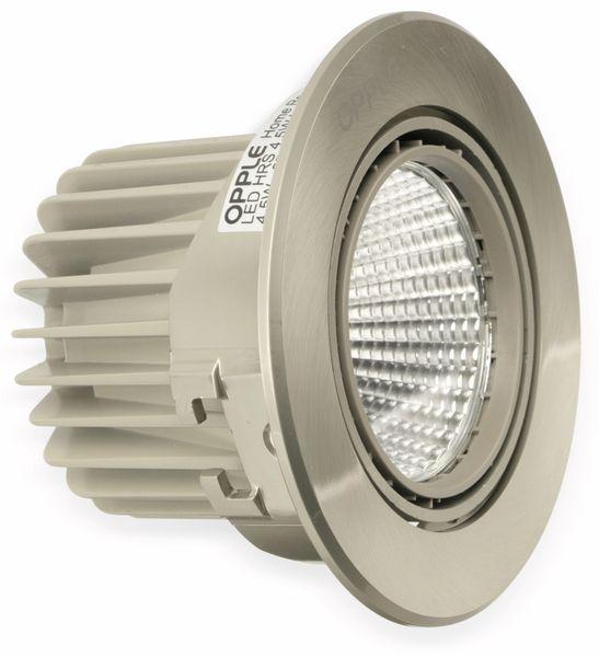 LED-Deckeneinbauspot OPPLE Carol 140044198, EEK: A, 4,5 W, 250 lm, 2700 K - Produktbild 3