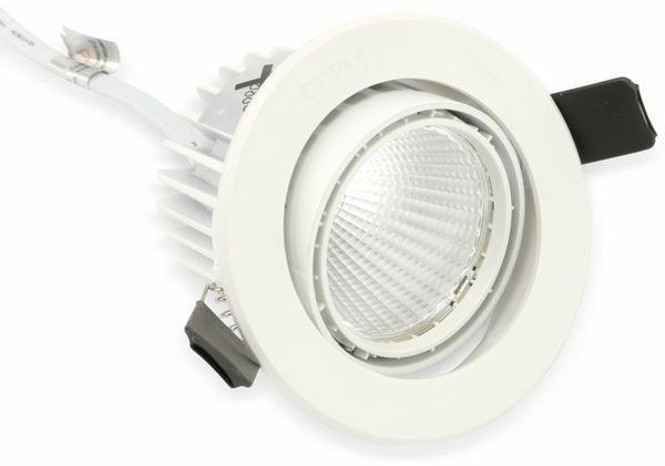 LED-Deckeneinbauspot OPPLE Carol 140044200, EEK: A, 4,5 W, 420 lm, 2700 K - Produktbild 2