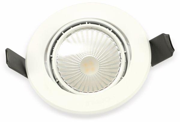 LED-Deckeneinbauspot OPPLE Carol 140044200, EEK: A, 4,5 W, 420 lm, 2700 K - Produktbild 3