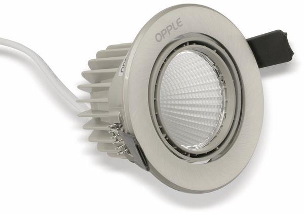 LED-Deckeneinbauspot OPPLE Carol 140044202, EEK: A, 7,5 W, 420 lm, 2700 K - Produktbild 3