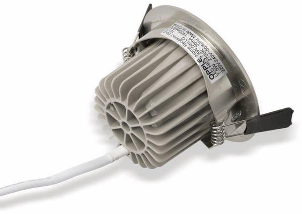 LED-Deckeneinbauspot OPPLE Carol 140044202, EEK: A, 7,5 W, 420 lm, 2700 K - Produktbild 5