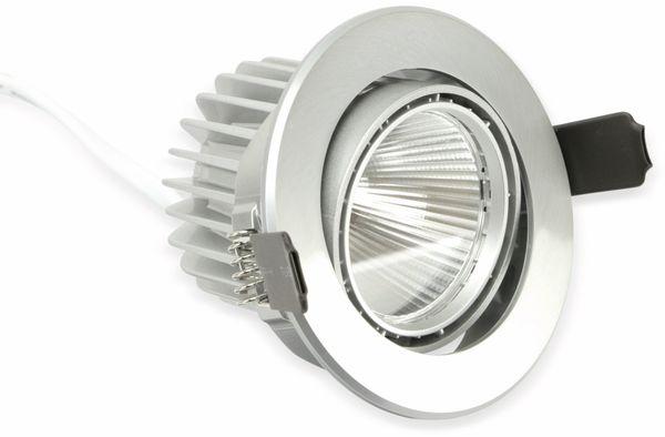 LED-Deckeneinbauspot OPPLE 140044412, EEK: A, 7 W, 400 lm, 2700 K - Produktbild 2
