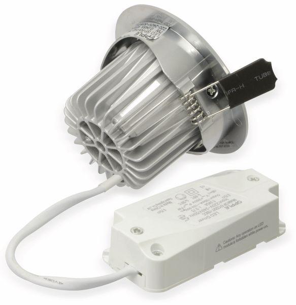 LED-Deckeneinbauspot OPPLE 140044412, EEK: A, 7 W, 400 lm, 2700 K - Produktbild 6