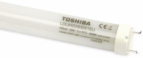 LED-Röhre TOSHIBA LED TUBE, EEK: A+, 28W, 3100 lm, GX16t-5, 3000 K, 120 cm - Produktbild 2