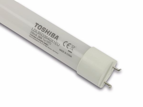 LED-Röhre TOSHIBA LED TUBE, EEK: A+, 36W, 4000 lm, GX16t-5, 6500 K ...