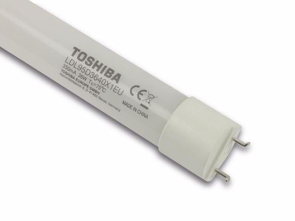 LED-Röhre TOSHIBA LED TUBE, EEK: A+, 36W, 4000 lm, GX16t-5, 6500 K, 150 cm