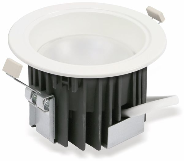 LED-Einbauleuchte TOSHIBA E-CORE LED DOWNLIGHT 3000, 2730 lm, weiß