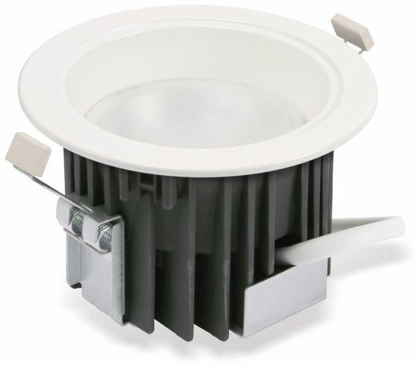 LED-Einbauleuchte TOSHIBA E-CORE LED DOWNLIGHT 3000, EEK: A, 2730 lm, weiß